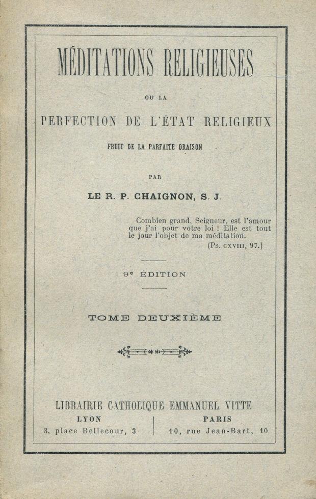 La Divinité de Jésus-Christ démontrée par l'empereur Napoléon Ier à Sainte-Hélène - Napoléon 1er